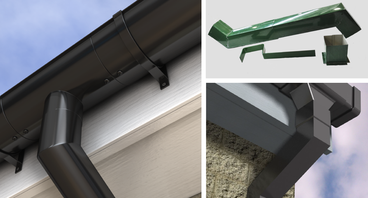 Gutters Box Gutters Downpipes Helm Engineering